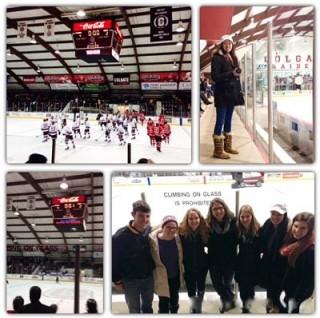 Hockey blog post